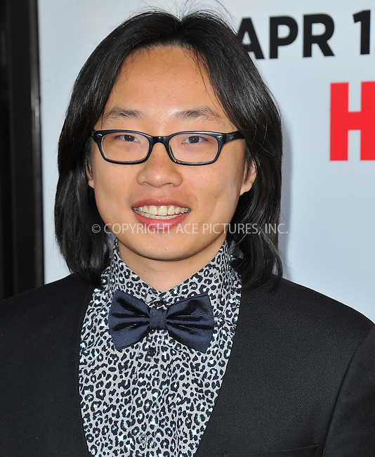 WWW.ACEPIXS.COM<br /> <br /> April 2 2015, LA<br /> <br /> Jimmy O. Yang arriving at the premiere of HBO's 'Silicon Valley' 2nd Season at the El Capitan Theatre on April 2, 2015 in Hollywood, California. <br /> <br /> <br /> By Line: Peter West/ACE Pictures<br /> <br /> <br /> ACE Pictures, Inc.<br /> tel: 646 769 0430<br /> Email: info@acepixs.com<br /> www.acepixs.com