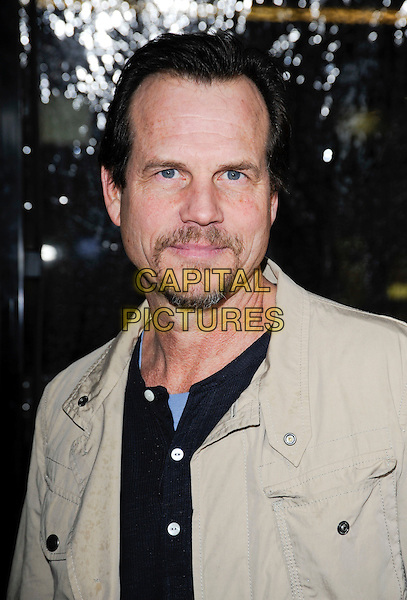 "BILL PAXTON.The Los Angeles premiere of HBO's new miniseries event ""The Pacific"" at Grauman's Chinese Theatre in Hollywood, California.  .February 24th, 2010.headshot portrait beige goatee facial hair .CAP/ROT.©Lee Roth/Capital Pictures"