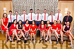 The Ballymac GAA Strictly Come dancing team, who launched the event in the Ballygarry House Hotel on Saturday.