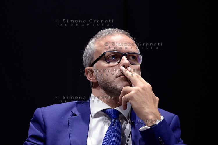 Roma, 25 Maggio 2017<br /> Ernesto Maria Ruffini<br /> Presidente e Amministratore Delegato - Equitalia<br /> Convegno &quot;L'innovazione digitale del fisco&quot; durante il Forum PA 2017 della Pubblica amministrazione