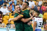 Australia v Fiji - 24 Nov 2017