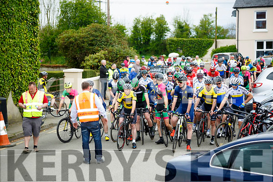 At the  John Drumm Cycle Race, Currow on Sunday