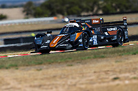 12th January 2020; The Bend Motosport Park, Tailem Bend, South Australia, Australia; Asian Le Mans, 4 Hours of the Bend, Race Day; The number 26 G Drive Racing By Algarve LMP2 driven by Roman Rusinov, James French, Leonard Hoogenboom during the race - Editorial Use