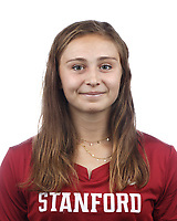 Stanford, CA - September 20, 2019: Kyra Pelton, Athlete and Staff Headshots