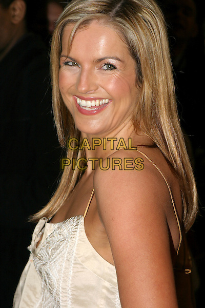 KATY HILL.Kill Bill 2 Premiere, Empire Leicester Square.April 20th, 2004.headshot, portrait.www.capitalpictures.com.sales@capitalpictures.com.© Capital Pictures.