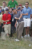 Anthony Kim on the 7th hole in Saturday foursomes at the 37th Ryder Cup at Valhalla Golf Club, Louisville, Kentucky, USA - 20th September 2008 (Photo by Manus O'Reilly/GOLFFILE)
