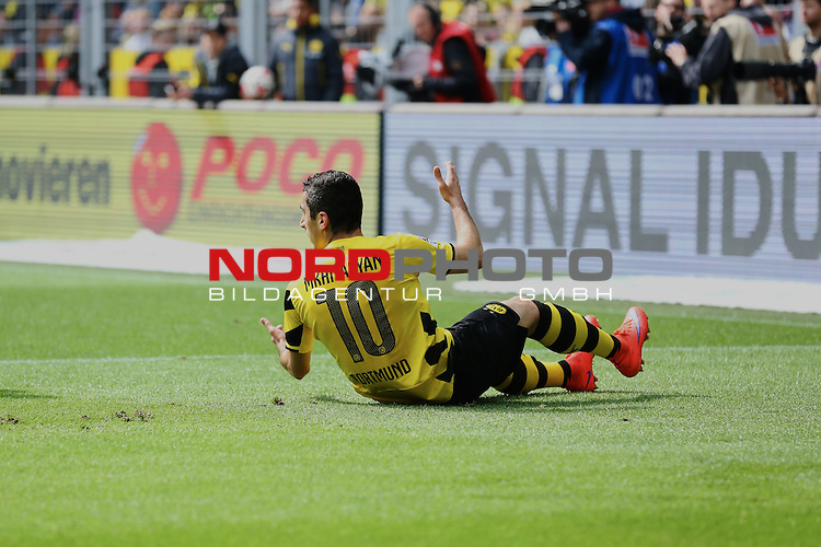 09.05.2015, Signal Iduna Park, Dortmund, GER, im Bild Henrikh Mkhitaryan (Borussia Dortmund #10) <br /> <br /> Foto &copy; nordphoto / Rauch