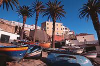 Portugal, Madeira, am Hafen von Camara de Lobos