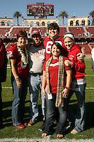 18 November 2006: Tim Mattran during Stanford's 30-7 loss to Oregon State at Stanford Stadium in Stanford, CA.