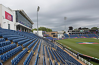 A general view of Sophia Gardens during Afghanistan vs Sri Lanka, ICC World Cup Cricket at Sophia Gardens Cardiff on 4th June 2019