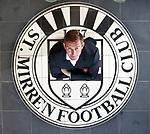 110618 Alan Stubbs St Mirren