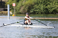 Race: 8  Event: Aspirational Lightweight 1x<br /> Crew: 142  Club: Greenbank Falmouth<br /> <br /> Henley Women's Regatta 2018<br /> Friday<br /> <br /> To purchase this photo, or to see pricing information for Prints and Downloads, click the blue 'Add to Cart' button at the top-right of the page.