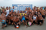 Squan wins the Harry McCarthy Memorial Manasquan Invitational Lifeguard Tournament Aug. 17, 2010.  photo © 2010 ANDREW MILLS DIGITAL MEDIA LLC.
