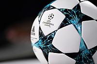 05.12.2017, Football UEFA Champions League 2017/2018,  , 6. match day, FC Bayern Muenchen - Paris Saint Germain, in Allianz-Arena Muenchen, Official adidas Champions League Ball  *** Local Caption *** © pixathlon<br /> <br /> +++ NED + SUI out !!! +++<br /> Contact: +49-40-22 63 02 60 , info@pixathlon.de