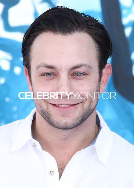 HOLLYWOOD, LOS ANGELES, CA, USA - MAY 28: Jonathan Sadowski at the World Premiere Of Disney's 'Maleficent' held at the El Capitan Theatre on May 28, 2014 in Hollywood, Los Angeles, California, United States. (Photo by Xavier Collin/Celebrity Monitor)