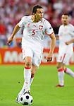 Dariusz Dudka at Euro 2008 Austria-Poland 06122008, Wien, Austria