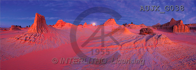 Dr. Xiong, LANDSCAPES, panoramic, photos, Walls of China, Australia(AUJXG038,#L#)