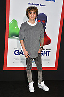 Sam Pottorff at the premiere for &quot;Game Night&quot; at the TCL Chinese Theatre, Los Angeles, USA 21 Feb. 2018<br /> Picture: Paul Smith/Featureflash/SilverHub 0208 004 5359 sales@silverhubmedia.com