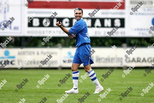 2010-07-29 / Seizoen 2010-2011 / Voetbal / Nieuwmoer /  Ahmed Didi..Foto: mpics