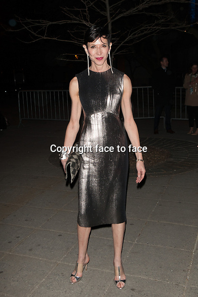 NEW YORK, NY - APRIL 23: Amy Fine-Collins attends the Vanity Fair Party during the 2014 Tribeca Film Festival on April 23, 2014 in New York City.<br />