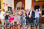John McEvoy, Tralee celebrates his retirement from KGH after 43 years service, celebrating with family, friends  and work colleagues at the Grand Hotel on Friday