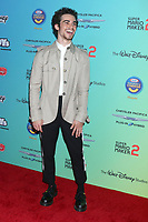 LOS ANGELES - JUN 16:  Cameron Boyce at the ARDYs: A Radio Disney Music Celebration at the CBS Studio Center on June 16, 2019 in Studio City, CA