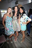 """WEST HOLLYWOOD - JUN 15: Erin Ziering, guests at the """"At Home with the Zierings"""" Blog Launch Party at Au Fudge on June 15, 2016 in West Hollywood, California"""