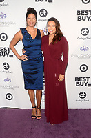 LOS ANGELES - NOV 8:  Andrea Navedo, Eva Longoria at the Eva Longoria Foundation Gala at the Four Seasons Hotel on November 8, 2018 in Beverly Hills, CA