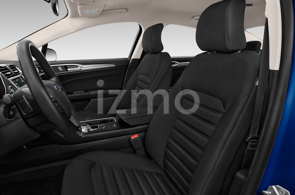 Front seat view of 2019 Ford Fusion SE 4 Door Sedan Front Seat  car photos