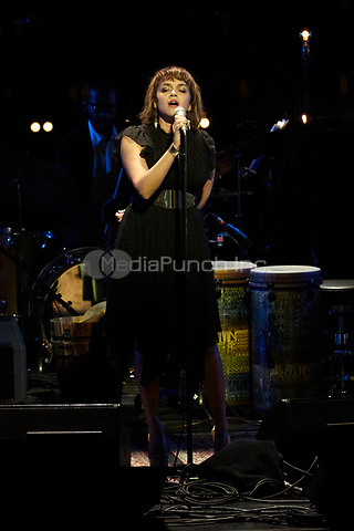 Los Angeles, CA - NOV 07:  Norah Jones performs at 'Joni 75: A Birthday Celebration Live At The Dorothy Chandler Pavilion' on November 07 2018 in Los Angeles CA. Credit: CraSH/imageSPACE/MediaPunch