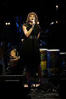 Los Angeles, CA - NOV 07:  Norah Jones performs at 'Joni 75: A Birthday Celebration Live At The Dorothy Chandler Pavilion' on November 07 2018 in Los Angeles CA. Credit: CraSH/imageSPACE/MediaPunch