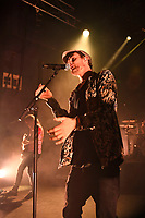 LONDON, ENGLAND - MAY 15: Patrick Sheehy of 'Walking On Cars' performing at Shepherd's Bush Empire on May 15, 2019 in London, England.<br /> CAP/MAR<br /> ©MAR/Capital Pictures