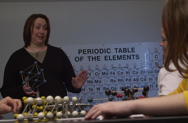15811Martha Kline teaching class in Lancaster