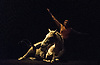 London, UK.13.03.2016. Acclaimed equestrian theatre artist Bartabas returns to the Sadler's Wells stage accompanied by contemporary flamenco dancer Andrés Marín, four horses and a donkey, to present the UK Premiere of Golgota. Photo shows: Bartabas. Photo - © Foteini Christofilopoulou.