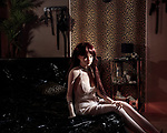 Elena in the share room, Bordoll Dortmund.<br /> <br /> A trend in Europe has been getting the attention of a growing number of people, revealing the latest shift in the sex industry and highlighting the incredibly realistic sex dolls available on the market today, as 'Sex Doll Brothels' are popping up in a number of countries including Germany, Spain, and Italy. These businesses offer customers the opportunity to hire sex dolls starting at approximately €80 per hour, raising the question – are we moving into a new age of sexual experience?