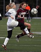 Birmingham Seaholm at Pontiac Notre Dame Prep, Girls Varsity Soccer, 4/12/13