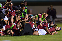 Stanford Soccer W vs Florida, August 26, 2016