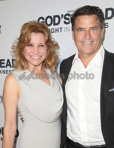 "20 March 2018 - Hollywood, California - Gigi Rice, Ted McGinley. ""God's Not Dead: A Light In Darkness"" Premiere held at American Cinematheque Egyptian Theatre. Photo Credit: F. Sadou/AdMedia"