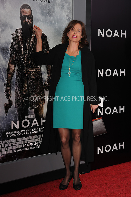 WWW.ACEPIXS.COM<br /> March 26, 2014 New York City<br /> <br /> Margaret Colin attending the 'Noah' New York premiere at Ziegfeld Theatre on March 26, 2014 in New York City.<br /> <br /> Please byline: Kristin Callahan<br /> <br /> ACEPIXS.COM<br /> <br /> Tel: (212) 243 8787 or (646) 769 0430<br /> e-mail: info@acepixs.com<br /> web: http://www.acepixs.com