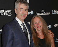 New York, NY - June 23 : Steve James and Judy James  attend the New York Premiere of Life Itself<br /> held at the Film Society of Lincoln Center Walter Reade Theater<br /> on June 23, 2014 in New York City. Photo by Brent N. Clarke / Starlitepics