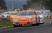 Aug. 8, 2009; Watkins Glen, NY, USA; NASCAR Nationwide Series driver Dave Blaney (91) during the Zippo 200 at Watkins Glen International. Mandatory Credit: Mark J. Rebilas-