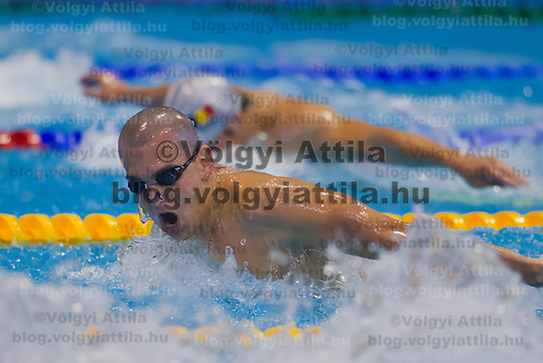31th European Swimming Championships in Debrecen, Hungary on May 23, 2012. ATTILA VOLGYI