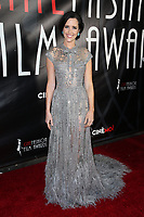 HOLLWOOD, CA - October 08: Guest, At 4th Annual CineFashion Film Awards At On El Capitan Theatre In California on October 08, 2017. <br /> CAP/MPI/FS<br /> &copy;FS/MPI/Capital Pictures