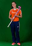 AMSTELVEEN- HOCKEY - ELSIE NIX .  lid van de trainingsgroep van het Nederlands dames hockeyteam. COPYRIGHT KOEN SUYK