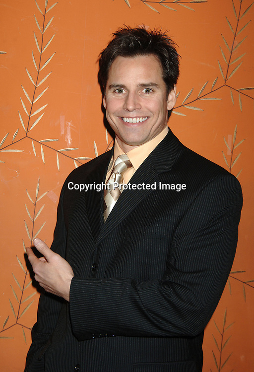 Dan Gauthier..at the One Life To Live Christmas Party at LQ on     December 12, 2005. ..Photo by Robin Platzer, Twin Images