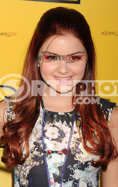LOS ANGELES, CA - JUNE 05: Ariel Winter attends Disney's 'Let It Shine' Premiere held at The Directors Guild Of America on June 5, 2012 in Los Angeles, California.