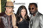 Taboo,Fergie & Will.i.am of The Black Eyed Peas at The First Annual Data Awards, presented by will.i.am, The Black Eyed Peas & Dipdive held at The Hollywood Palladium in Hollywood, California on January 28,2010                                                                   Copyright 2009  DVS / RockinExposures