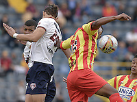 Deportivo Pereira v Union Magdalena, Cuadrangulares Ascenso Liga Aguila 2015. 15-01-2015