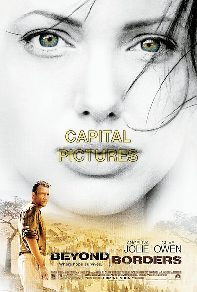 POSTER ART.Beyond Borders.Filmstill - Editorial Use Only.Ref: FB.www.capitalpictures.com.sales@capitalpictures.com.Supplied by Capital Pictures
