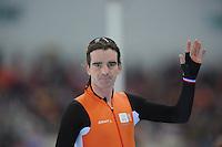 OLYMPICS: SOCHI: Adler Arena, 18-02-2014, Men's 10.000m, Bob de Jong (NED), ©photo Martin de Jong
